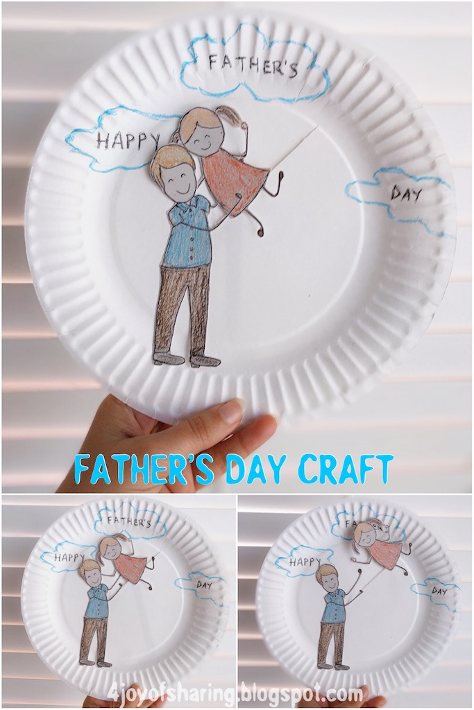 Easy Father's Day idea for kids