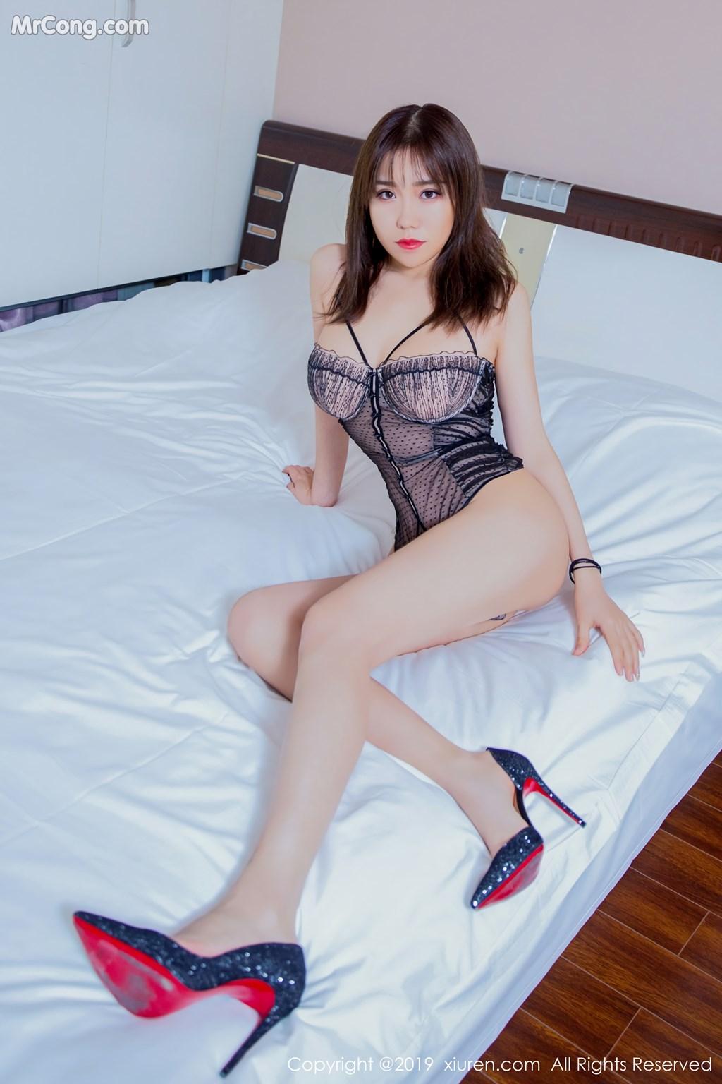 Image XIUREN-No.1333-Xiao-Mian-Mian-MrCong.com-001 in post XIUREN No.1333: Xiao Mian Mian (小绵绵) (41 ảnh)