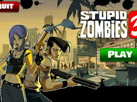 Download Game Stupid Zombies 3 Mod v2.5 APK (Unlimited Money) For Android terbaru 2016