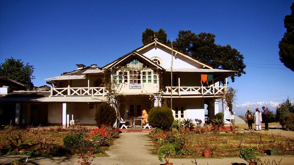 advaitya ashram mayawati lohaghat