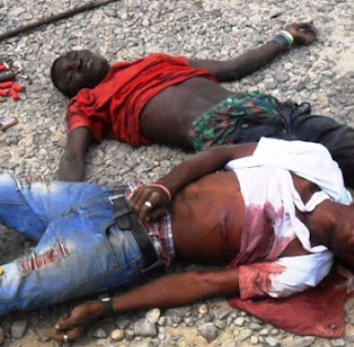 Two Killed in Separate Daylight Robbery Attacks in Calabar