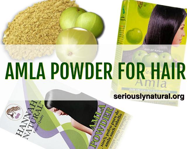 Click here to buy AMLA HAIR POWDER BY HESH PHARMA for a powerful hair growth mask.