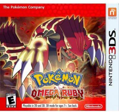 Pokémon Omega Ruby (Region free) [Decrypted] 3DS ROM