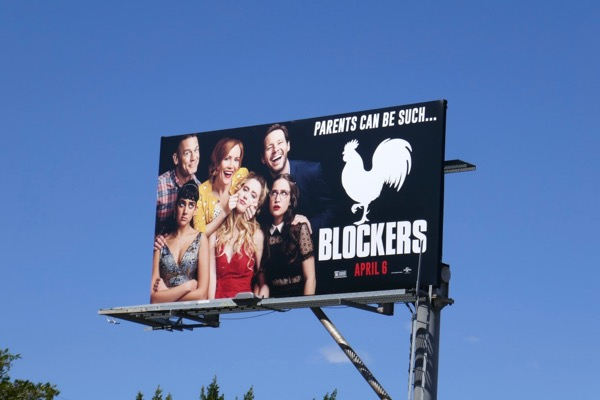 Cock Blockers billboard