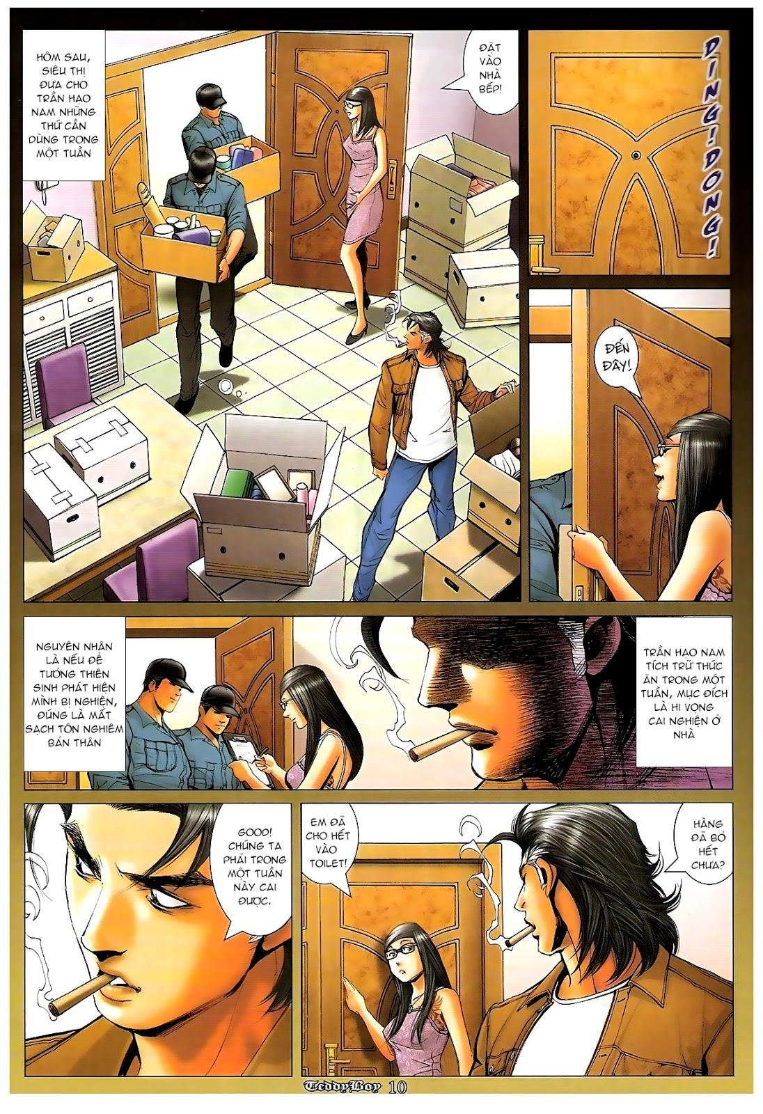 Người Trong Giang Hồ - Chapter 1209: Cai nghiện - Pic 8
