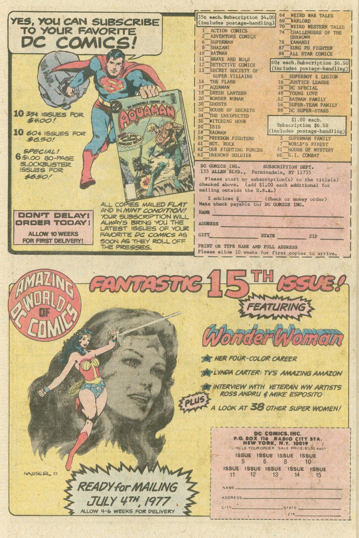 Read online World's Finest Comics comic -  Issue #247 - 68