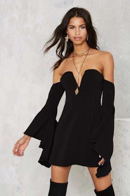 opciones de Vestidos Negros
