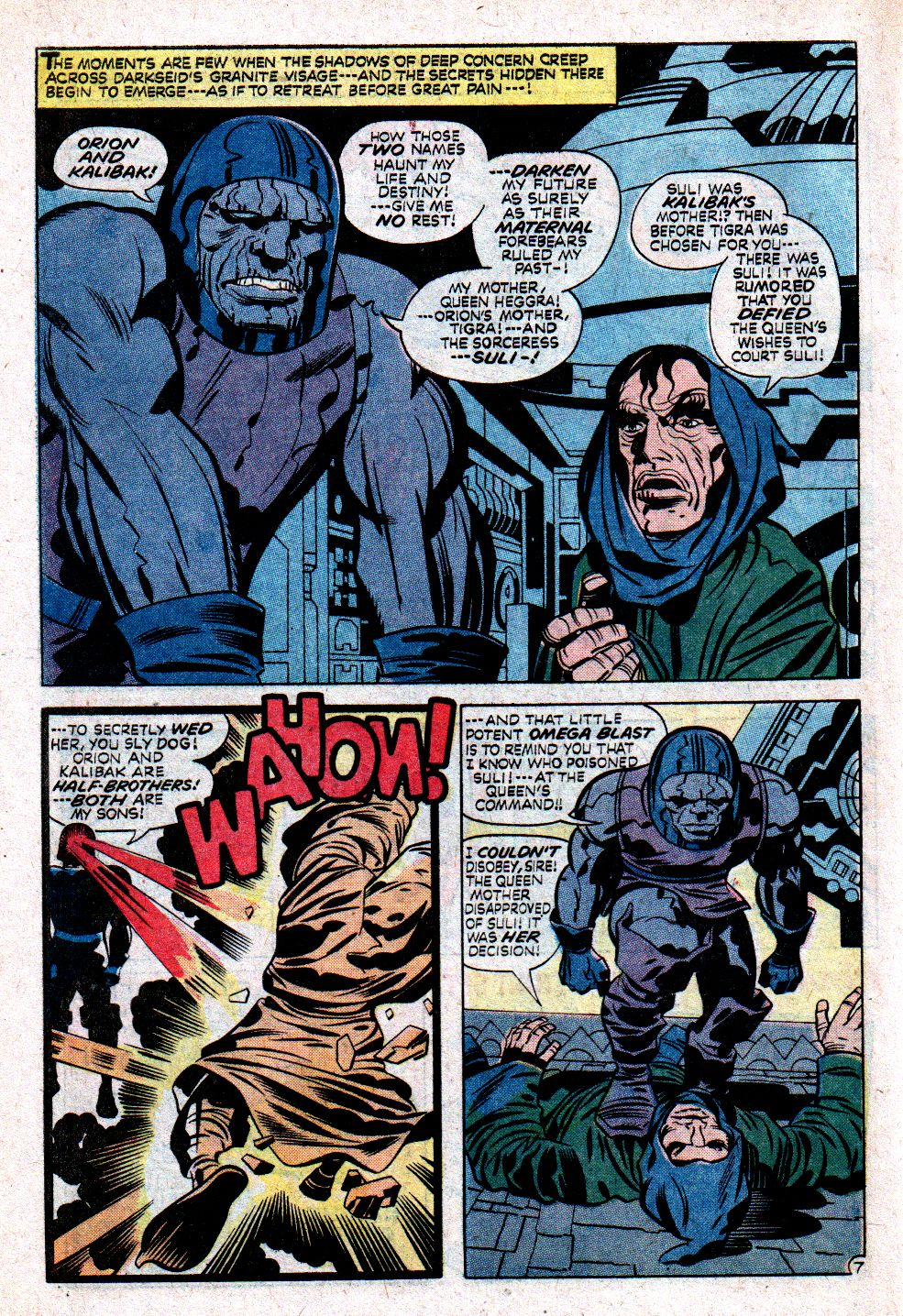 The New Gods (1971) issue 11 - Page 10