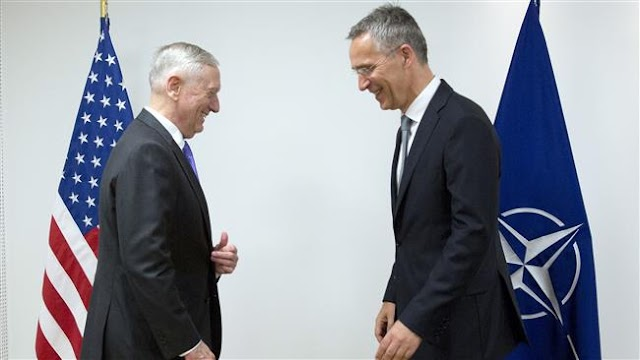 US-led military alliance NATO agrees to boost troops in Afghanistan