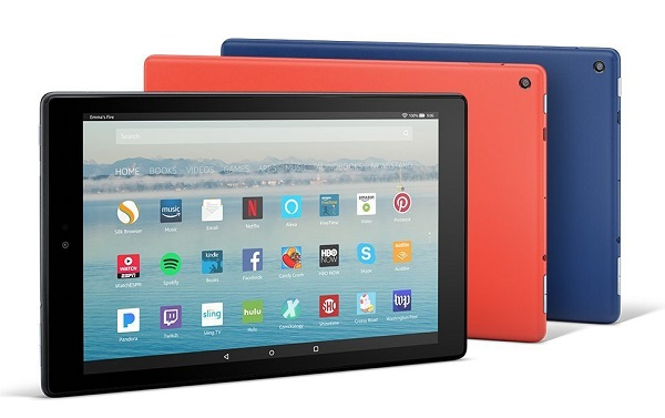 "Amazon launches new Fire HD 10 tablet with 10.1"" Full HD display and Alexa Hands-free"
