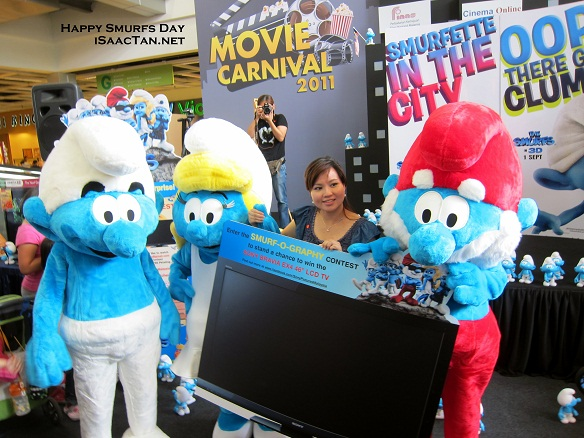 Smurfs Movie