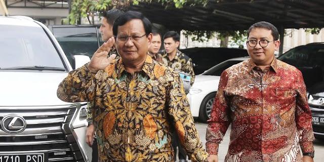 Fadli Zon: Insya Allah Prabowo Hadir di Reuni 212