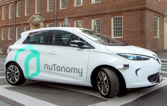 KeSimpulan Lyft dan NuTonomy Bangun Ride Sharing Pakai Mobil Otonom