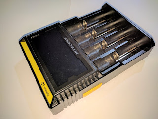 The Nitecore D4