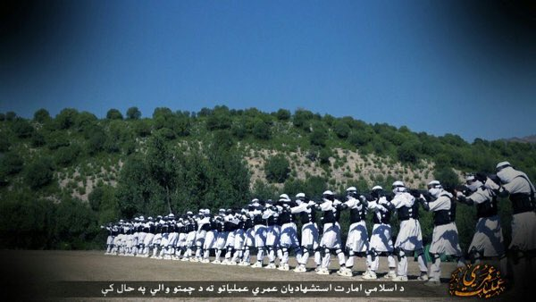 Conflicto en Afganistán Taliban%2BReleases%2BPictures%2BOf%2BIts%2BSpecial%2BForces%2BTraining%2BIn%2BKhalid%2BIbn%2BWalid%2BCamp%2B1