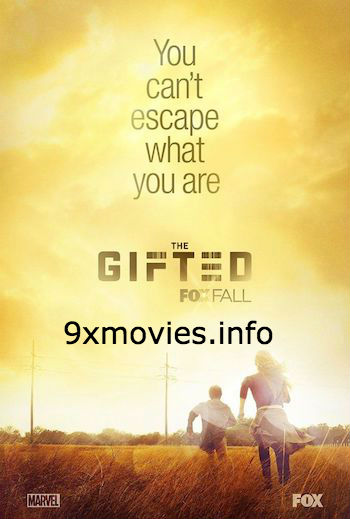 The Gifted S01E08 English 720p WEB-DL 300MB ESubs