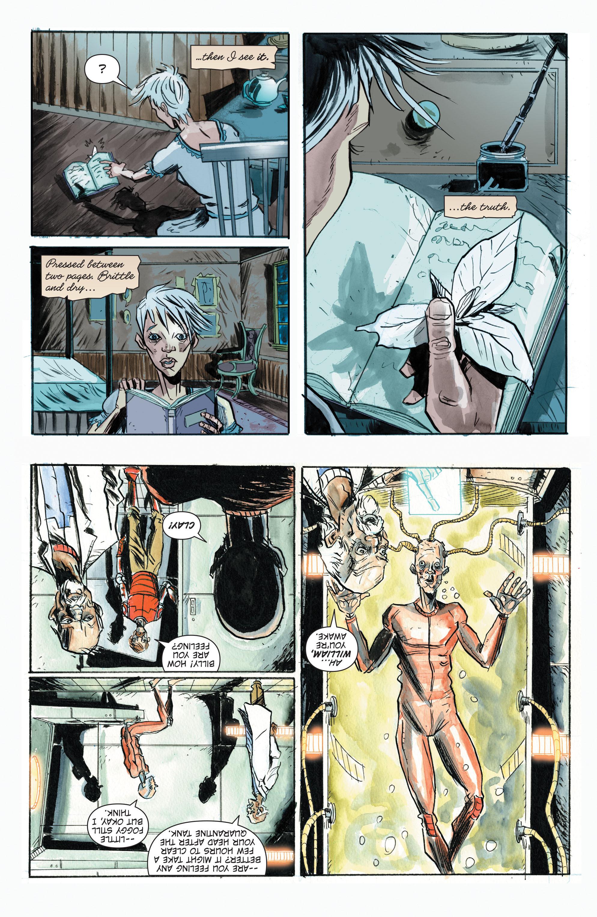 Read online Trillium comic -  Issue # TPB - 116