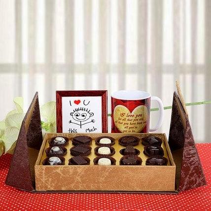 Heart Touching Online Valentine Gifts For Boyfriend In India Best