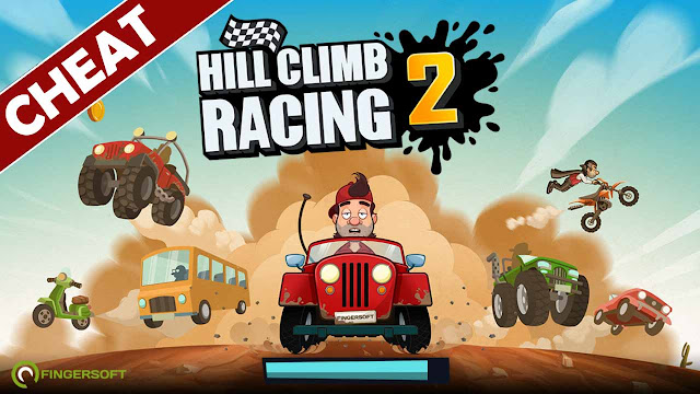 cheat hill climb racing 2