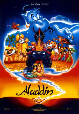 Ecl 233 Tica Especial Walt Disney Aladdin Aladdin Eua 1992