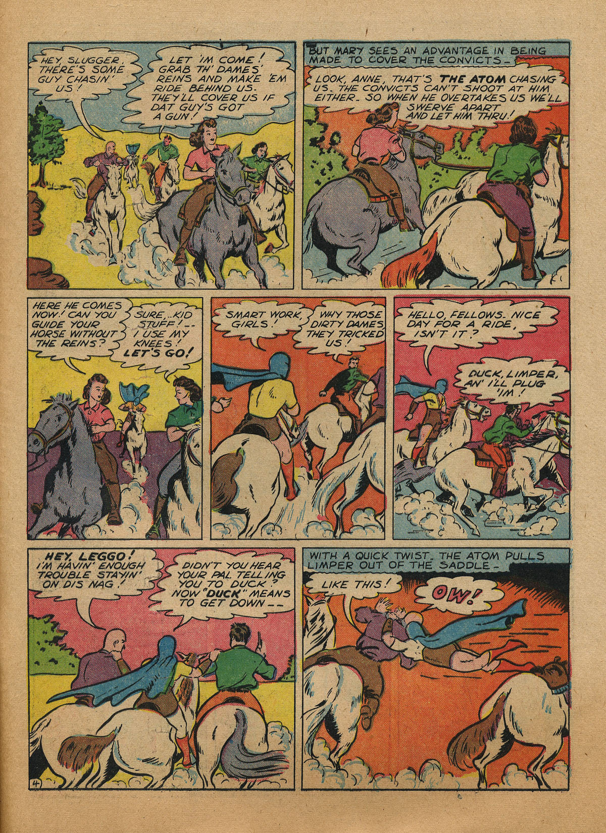 Read online All-American Comics (1939) comic -  Issue #31 - 57