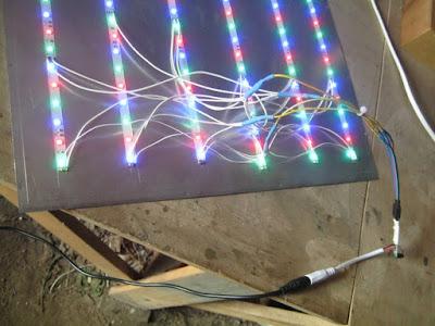 подключение кусков светодиодной ленты