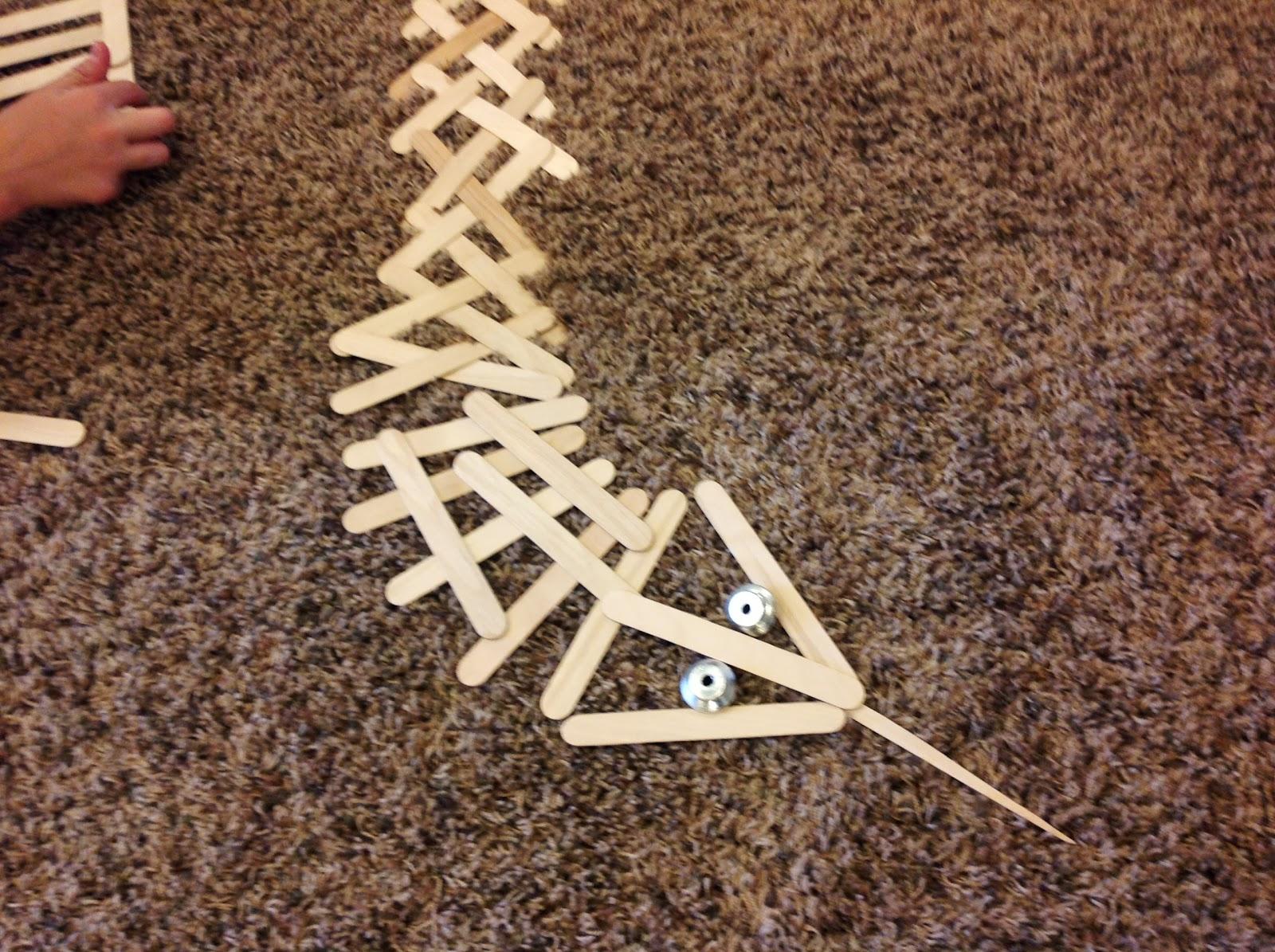 Puddle Wonderful Learning Exploding Popsicle Sticks