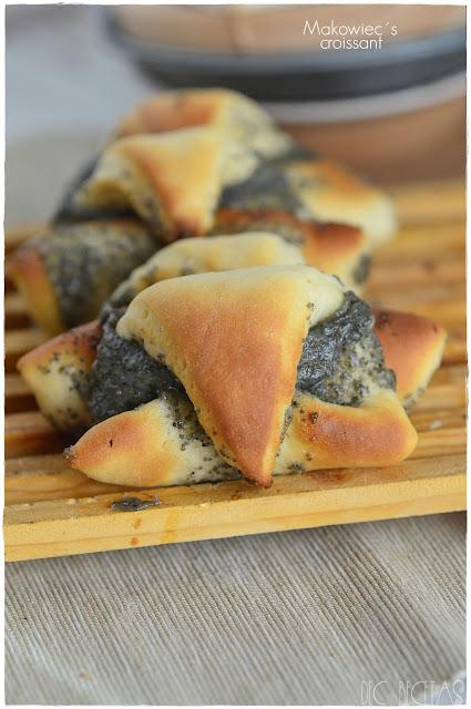 Makowiec´s croissants