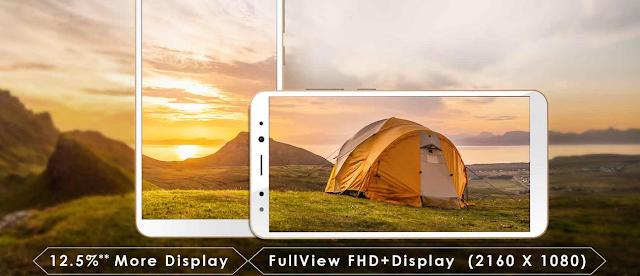 techmidroid display i9 huawei