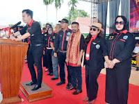 Ketua GANN Sumsel Kobarkan Semangat Ribuan Pemuda Benci Narkoba