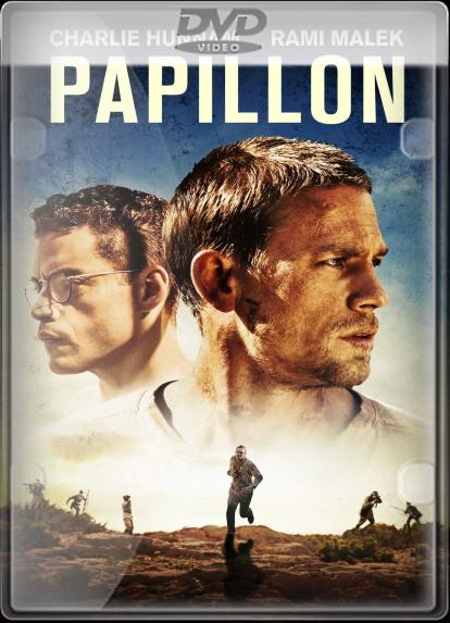 Pelicula Papillon: la Gran Fuga (2017) DVD5 LATINO/INGLES Online imagen