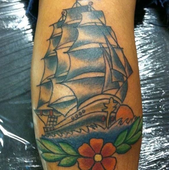 Ship Tattoos