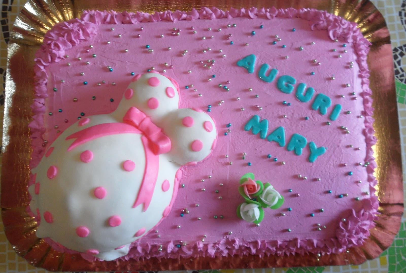 Torta Compleanno Neo Mamma.Torte A Tema Di Kriss Cagliari Sardegna Torta Per Futura Mamma In
