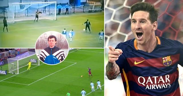 """Filevski machte vor 18 Jahren den """"Messi Elfmeter-Trick"""""""