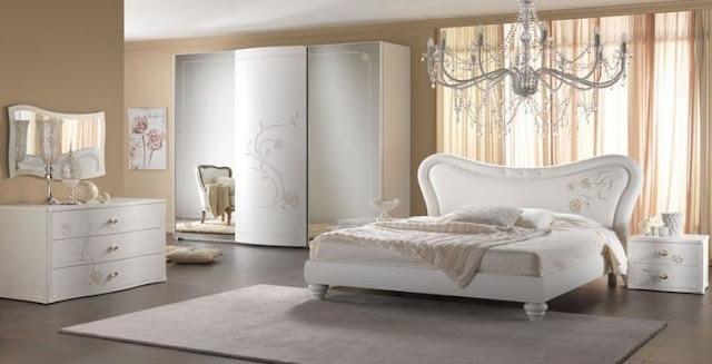 Warna cat kamar tidur mewah yang menenangkan - ide penerapan warna cat yang tepat pada kamar tidur
