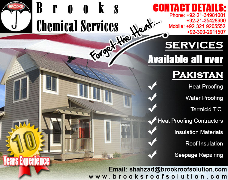 Telephone Numbers: Brooks Chemical Services