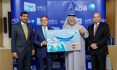 Source: ADIB. The new Spice Card offers a range of cashbacks if the owner hits a minimum spend.