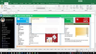 Aplikasi Raport Semester 1 20192020 K13 SD Revisi 2018
