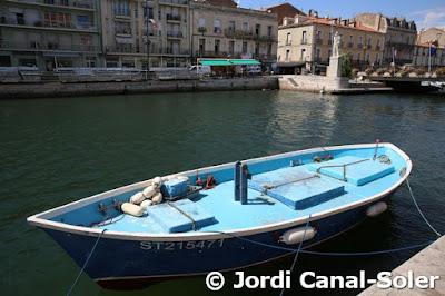 Barca en Sète