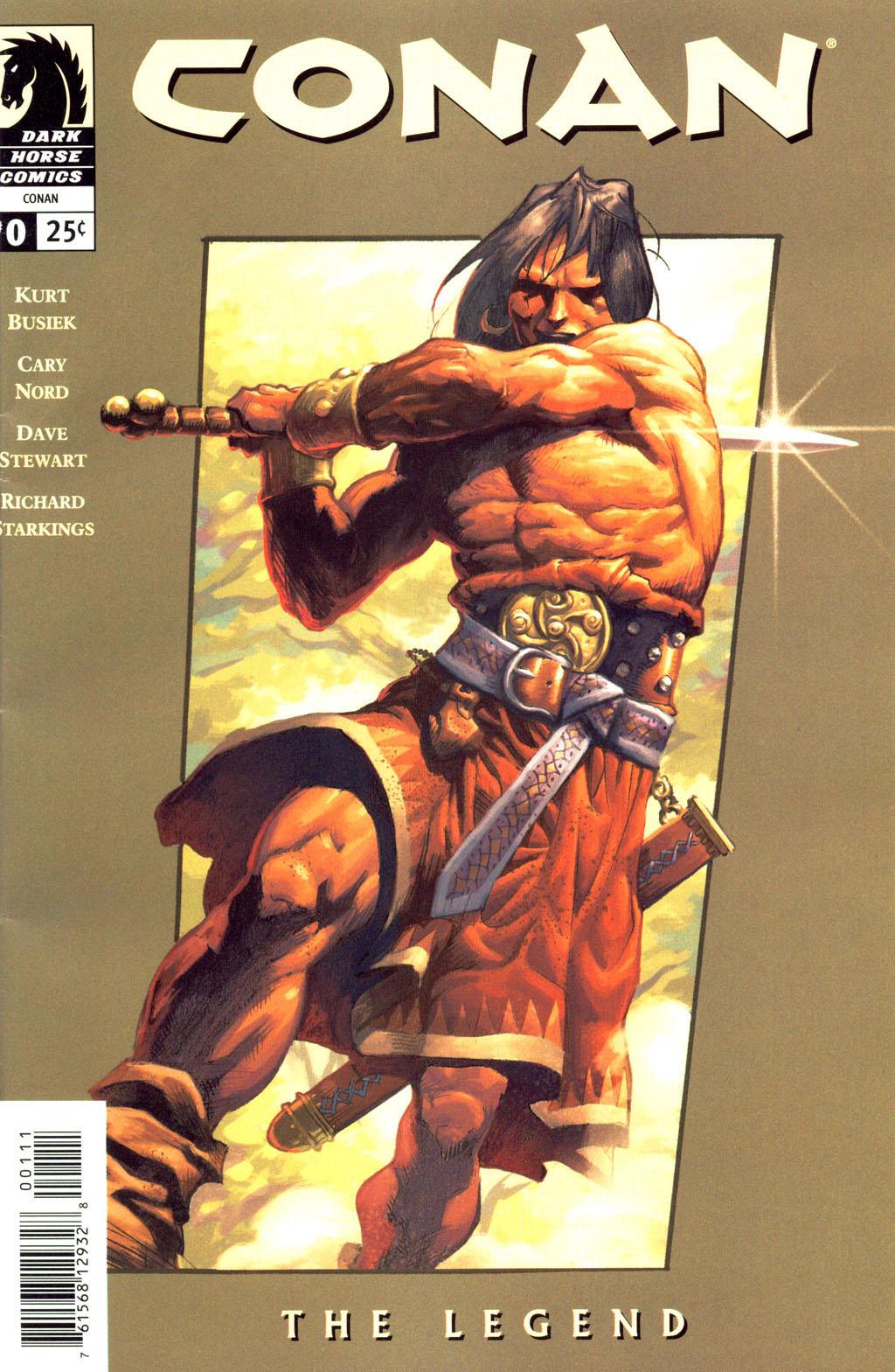 Conan (2003) 0 Page 1