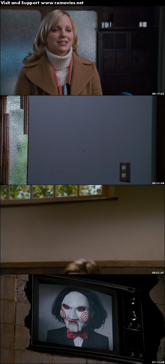 Scary Movie 4 (2006) Dual Audio Hindi 480p BluRay