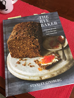 The Rye Baker by Stanley Ginsberg