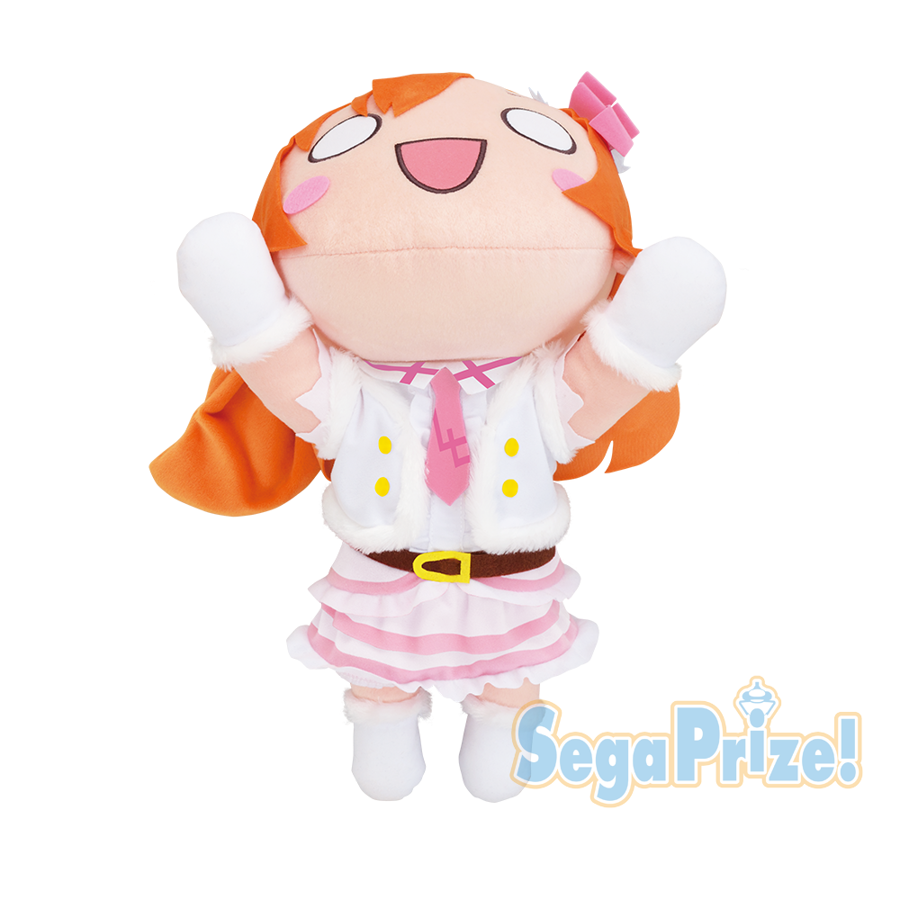Mega Jumbo Nesoberi stuffed plush Dill Nozomi Tojo Snow halation SEGA Love Live