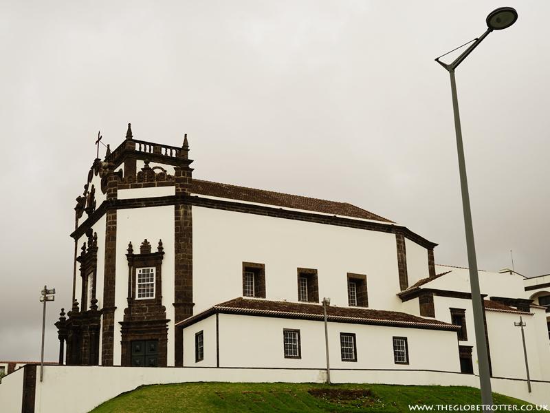 Igreja de Sao Pedro in Ponta Delgada