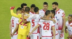 الوداد يتصدر الدوري المغربي بعد الفوز على فريق رجاء بني ملال