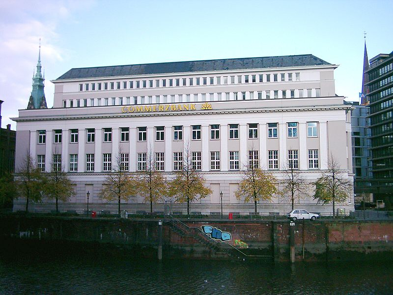Cash Group Automaten Hamburg