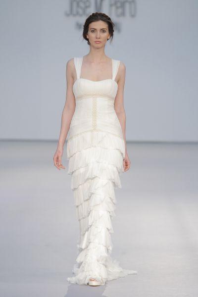 vestidos de novia para la tarde
