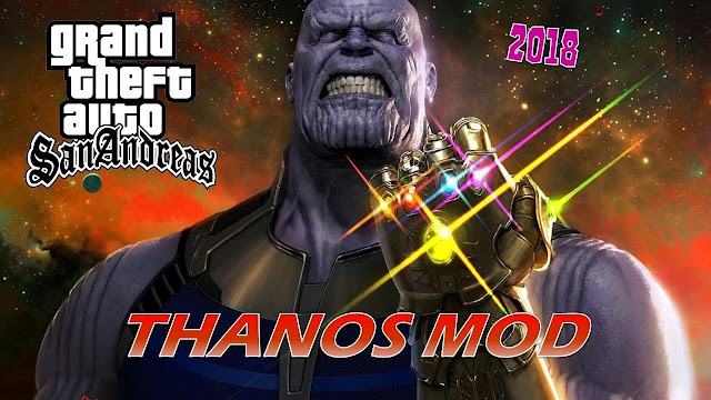 Download Thanos Mod for GTA San Andreas PC