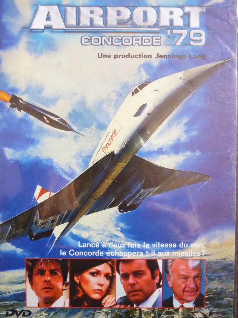 THE CONCORDE: AIRPORT '79 (1979) AEROPUERTO 1980: EL ...