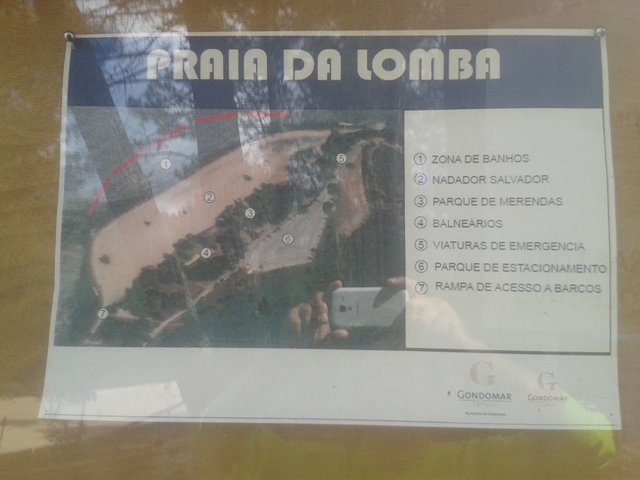 Praia da Lomba
